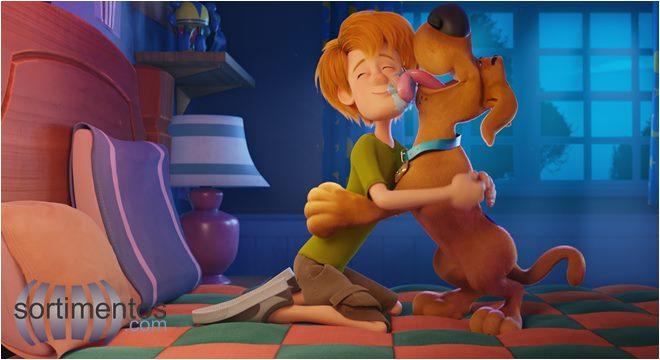 Scooby O Filme origem da Mistérios SA
