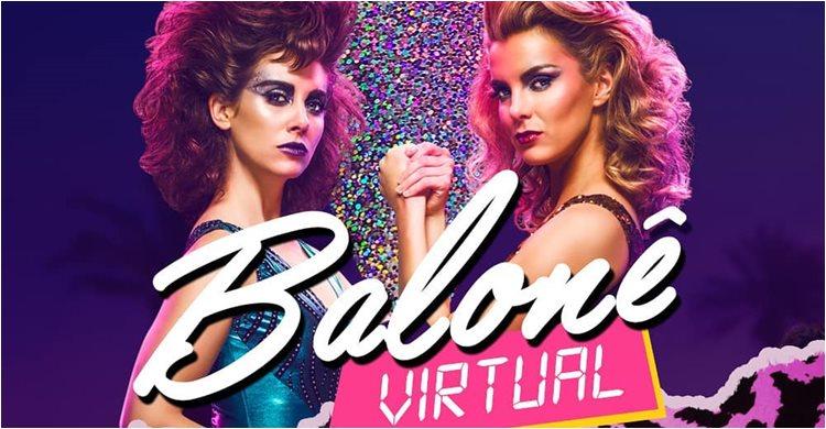 Festa Balonê Virtual - Programação Digital