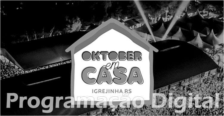 Oktober em Casa - Oktoberfest de Igrejinha