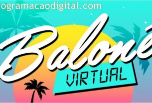 Festa Balonê Virtual - programacaodigital.com