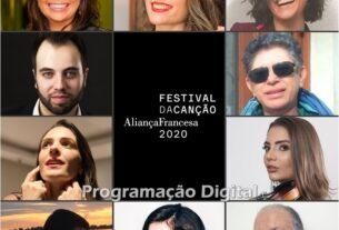 Programação Digital - Festival da Canção Aliança Francesa