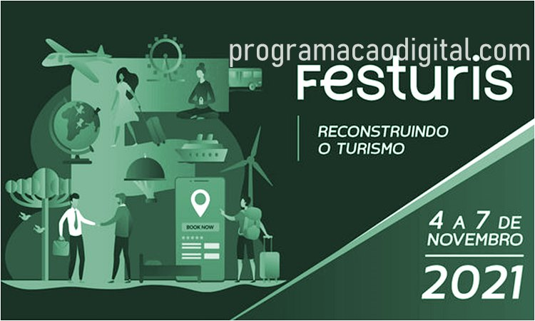Festuris Connection 2021 em Gramado - programacaodigital.com