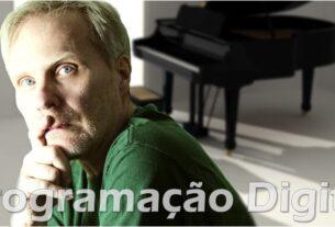 Pianista Anders Helmerson - Foto Takako Yagi - Programação Digital