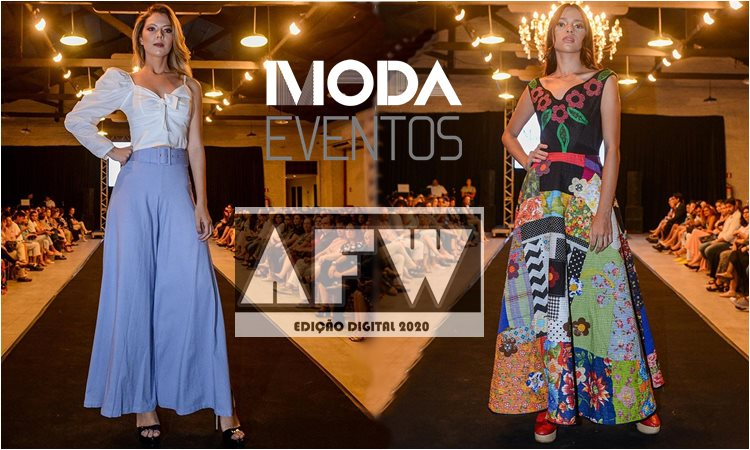 Amazônia Fashion Week 2020 - Programação Digital Moda Online