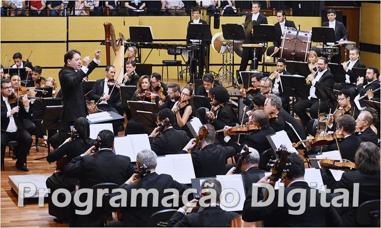 Ospa - Orquestra Sinfônica de Porto Alegre - Foto Mariana Moraes