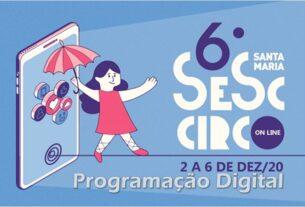 Sesc Circo 2020 - Programação Digital