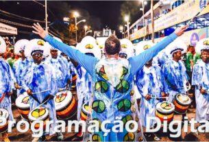 Live Olodum no Carnaval 2021 - programacaodigital.com