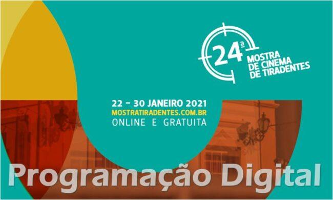 Mostra de Cinema de Tiradentes 2021 -programacaodigital.com
