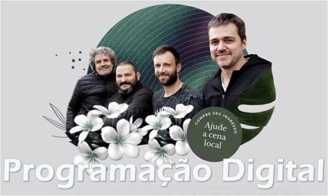 Programação Digital -Show online Elas por Eles - programacaodigital.com