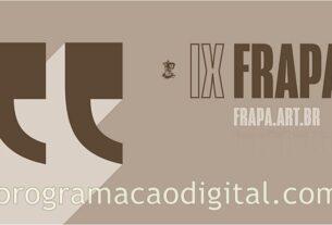 FRAPA 2021 : Festival de Roteiro Audiovisual de Porto Alegre - programacaodigital.com