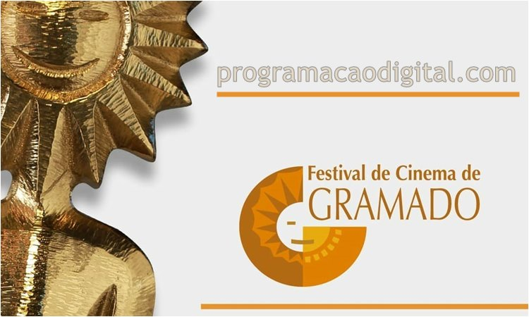 Festival de Cinema de Gramado 2021 - programacaodigital.com