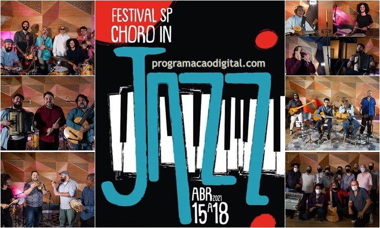 Festival SP Choro in Jazz Online - programacaodigital.com