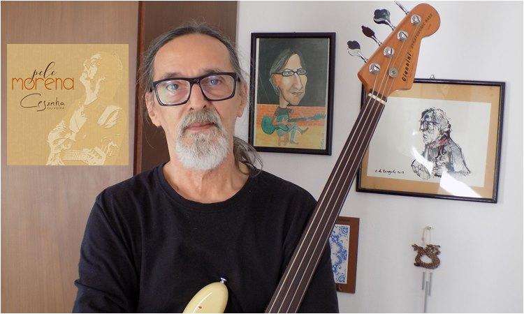 Cezinha Oliveira lança música Pele Morena - programacaodigital.com