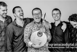 Elias Barboza Quinteto - Foto Tiago Trindade - programacaodigital.com
