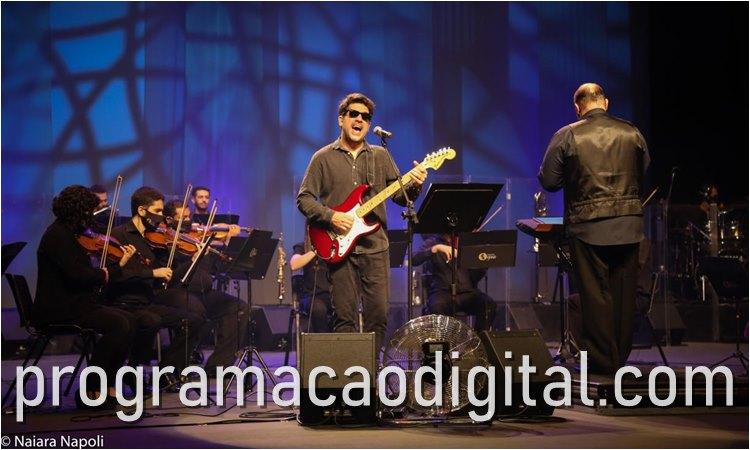 Orquestra Opus no Dia Mundial do Rock - programacaodigital.com
