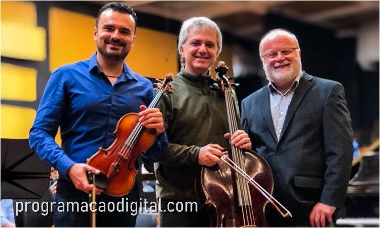 Trio Porto Alegre - Música de Câmara - programacaodigital.com